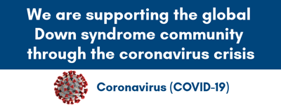 supporting the global down syndrome community through COVID 19