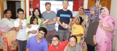 Bangladesh self-advocacy group