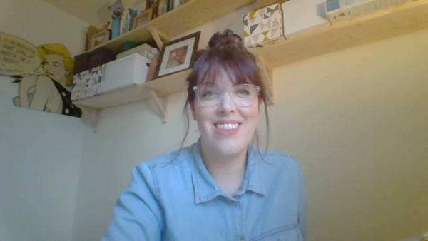 WDSD @ United Nations 2020 Virtual Conference - Speaker 23 - Ailis Hardy