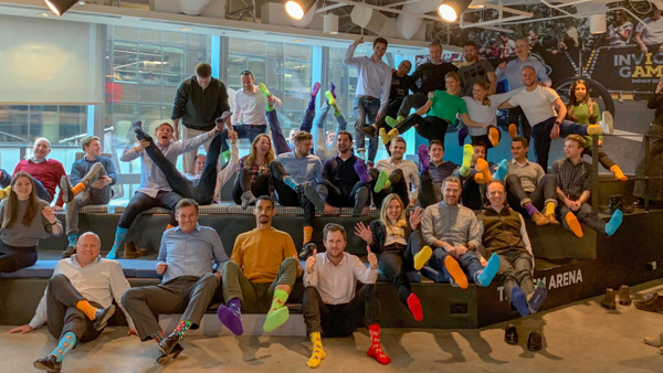 Join the #LotsOfSocks campaign