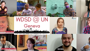 WATCH - WDSD at United Nations Geneva