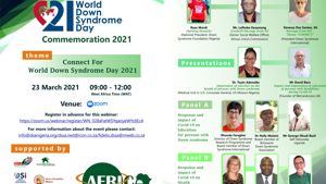 Connect for World Down Syndrome Day in Africa