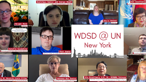 WATCH - WDSD at United Nations New York